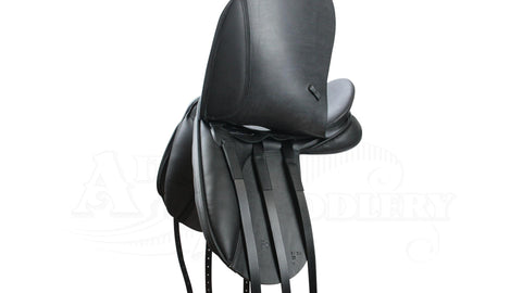 Defiance DS Dressage Smooth Leather Saddle