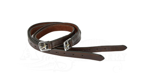 Showcraft Stirrup Leathers brown