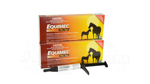 equimec plus tape wormer