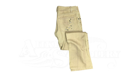 RM Williams Karijini Jeans wheat