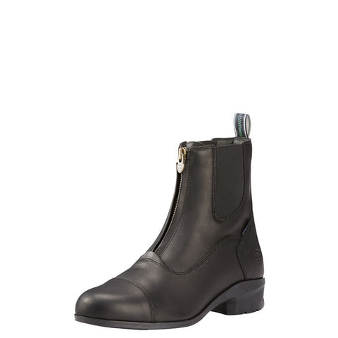 Ariat waterfproof zip up boots