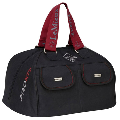 LeMieux Show Kit Hat Bag Black