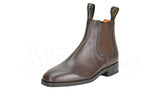 Baxter brown dress boot goulburn walnut