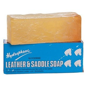 Hydrophane Glycerine Saddle Soap Bar