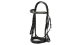 Weymouth Diamond Browband Bridle