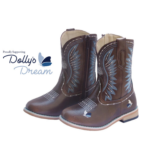 Dolly's Dream Junior Boots