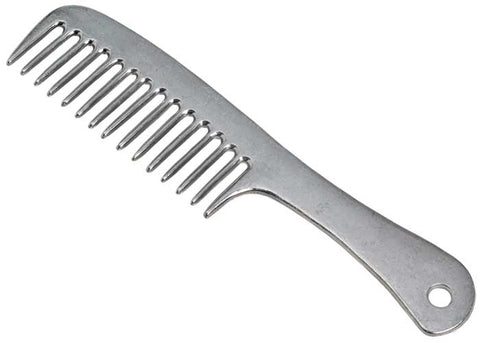 Mane Comb with wide teeth