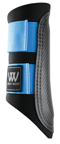 Woof Wear Club Colour Brushing Boots powder blue