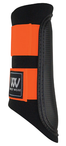 Woof Wear Club Colour Brushing Boots orange
