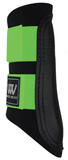 Woof Wear Club Colour Brushing Boots lime