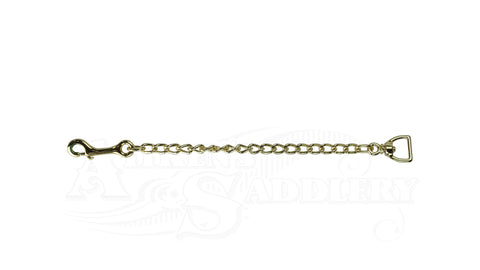 Open Link Lead Chain gold 45cm