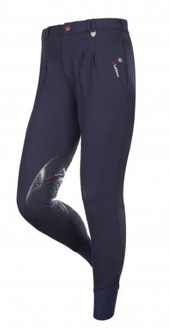My LeMieux Lugano Mens Breeches Indigo