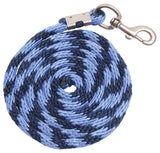 Lead Braided Nylon Rope royal and blue
