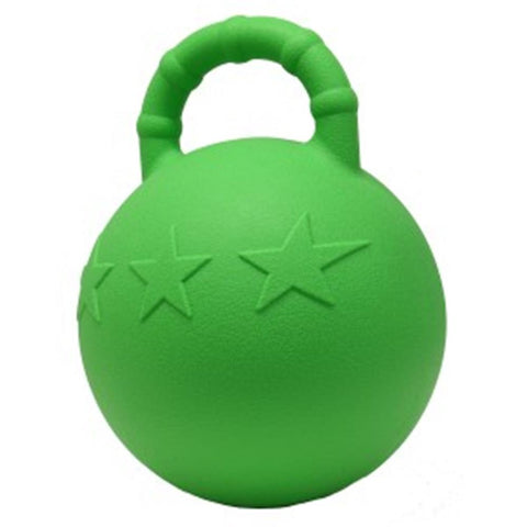Horsemaster 10 Inch Apple Green Ball