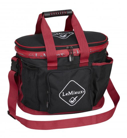 LeMieux Show Kit Grooming Bag Black