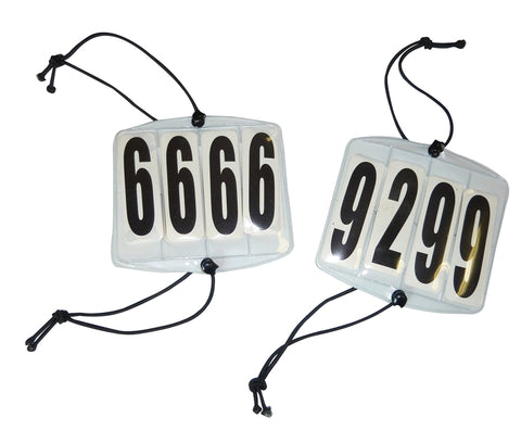 Bridle Number Set 4 Competition