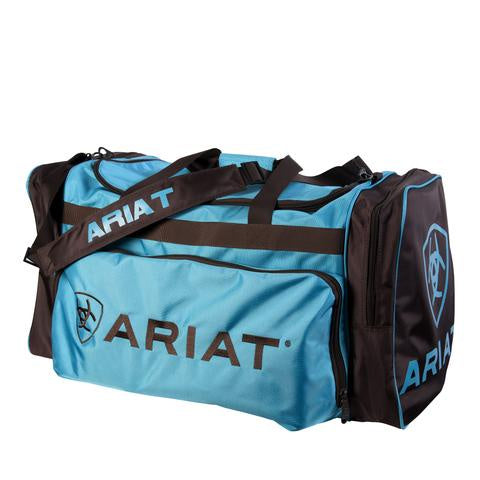 Ariat Gear Bag Brown & Turquoise