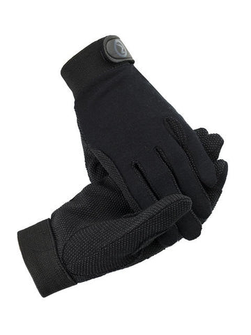 Track Gloves Black