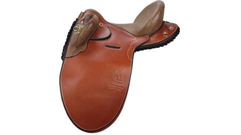 Stockman Drafter Stock Saddle