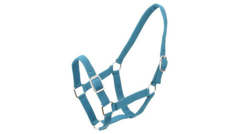 Eureka Nylon Buckle Headstall Midnite Blue