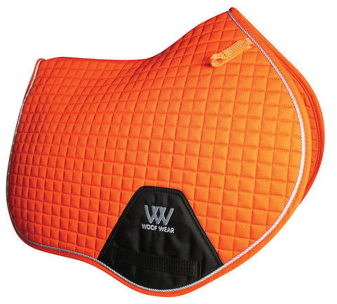 Woof Wear CC Saddlecloth Orange