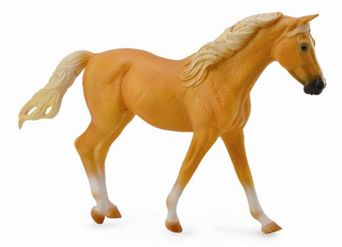 Collecta Missouri Fox Trotter Mare Palomino