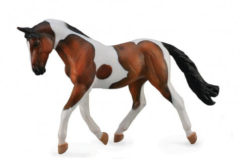 Collecta Pinto Bay Mare