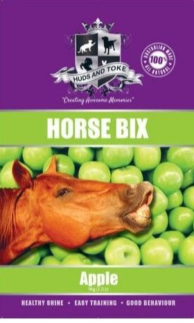 Horse Bix Snacks Apple