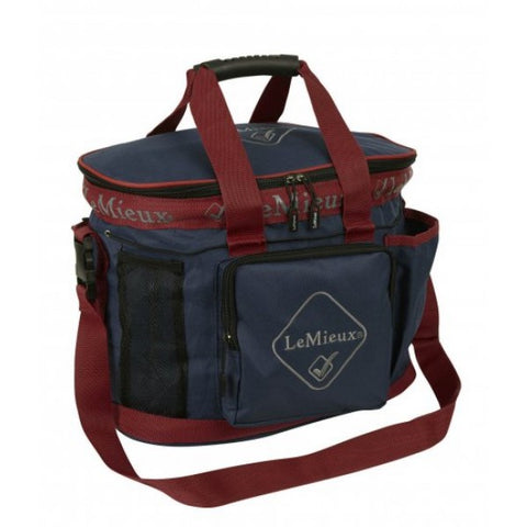 LeMieux Show Kit Grooming Bag Navy