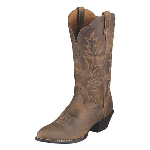Ariat Heritage Western R Toe Womens Boots