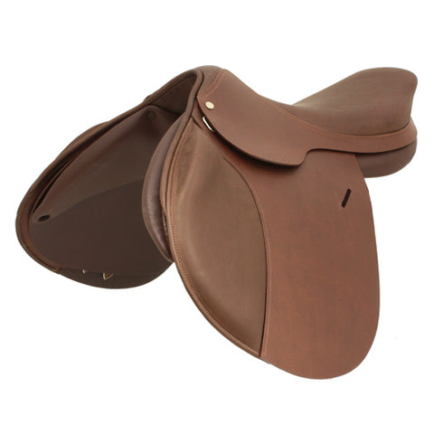 Luc childeric brown atm jumping saddle