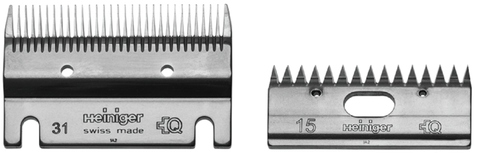 Heiniger Clipper Large Blades