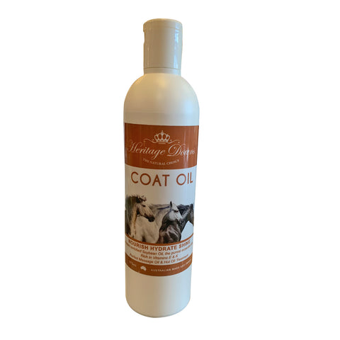 Heritage Coat Oil