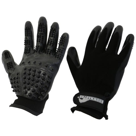 Showmaster Grooming Gloves