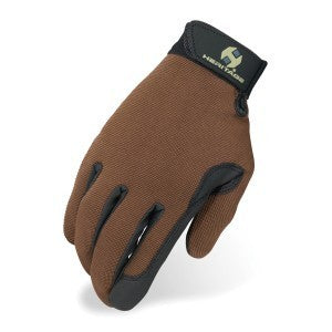 Heritage Performance Ladies Gloves Brown