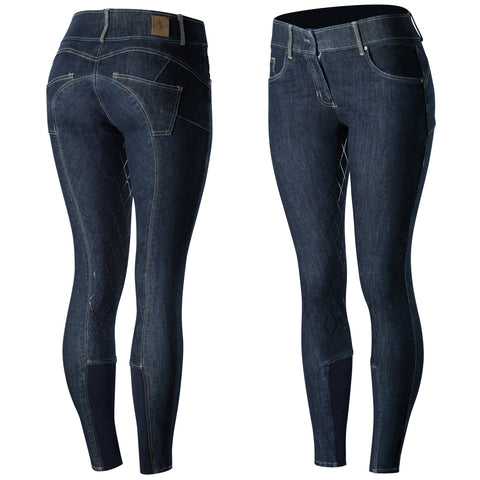 Horze Victoria Denim Ladies Breeches