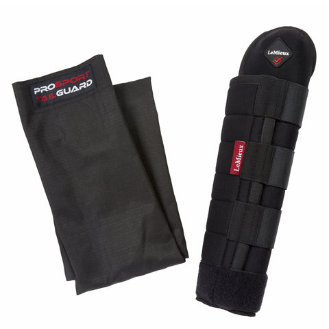 LeMieux Tail Guard Bag Black