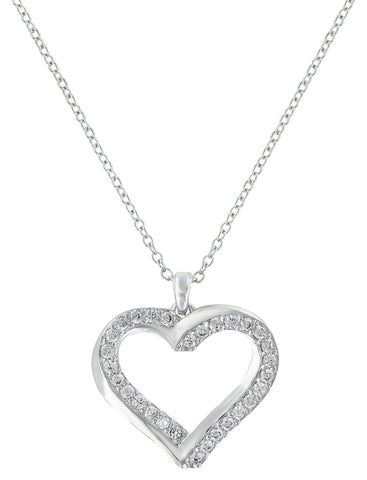 Montana Bright Hearts Entwined Necklace