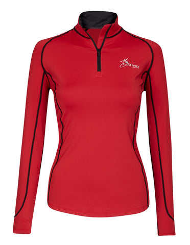 My LeMieux Base Layer Ladies Chilli Red