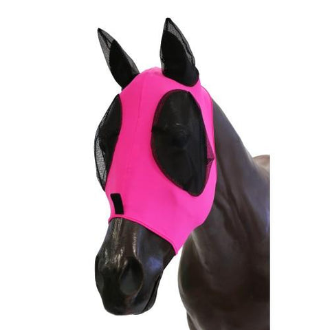 Kool Master Lycra Pull On Fly Mask Pink