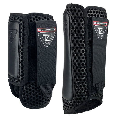 Equilibrium Tri Zone Impact Sports Boot Black