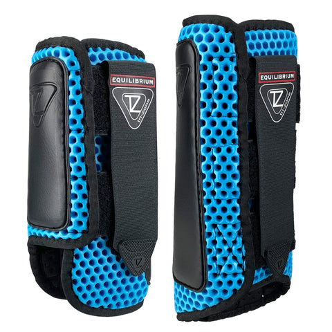 Equilibrium Tri Zone Impact Sports Boot Azzure Blue