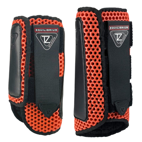 Equilibrium Tri Zone Impact Sports Boot Flame Red