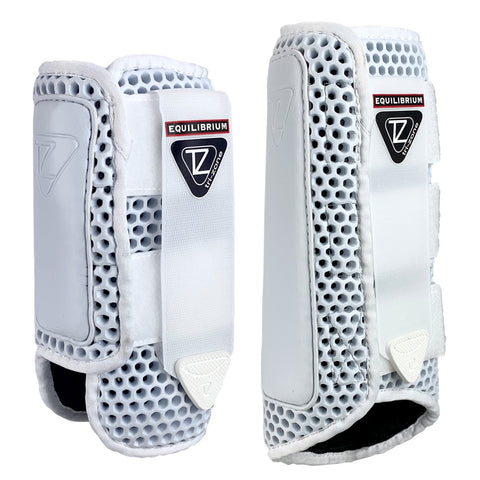 Equilibrium Tri Zone Impact Sports Boot White