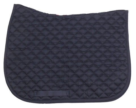 Basic All Purpose Saddlecloth Navy