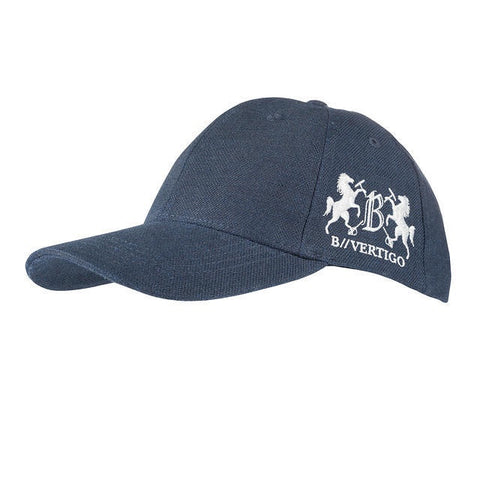 B Vertigo very dark blue sydney cap