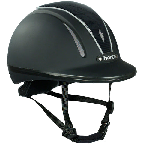 Horze Pacific Defenze Helmet Black