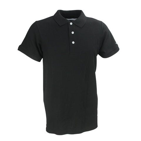 JCA Mason Mens Polo Black