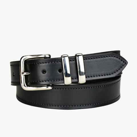 Porter Leather Belt Black