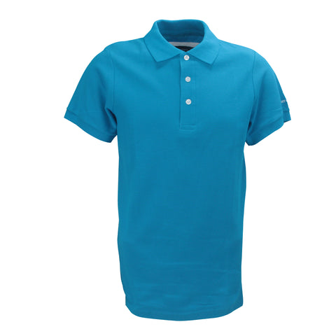 JCA Mason Mens Polo Blue Jewell